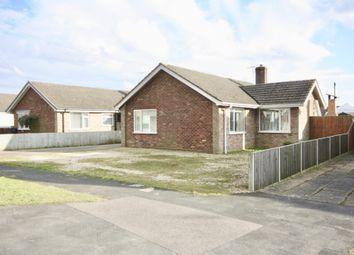 Thumbnail 2 bed bungalow for sale in Jensen Road, Bracebridge Heath, Lincoln