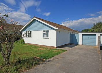 Thumbnail 3 bed detached bungalow for sale in Elizabeth Crescent, Hordle, Lymington, Hampshire