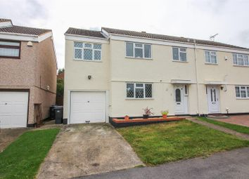 Lodge Hall, Harlow CM18. 5 bed semi-detached house