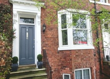 Thumbnail 4 bed town house to rent in Grange Road, Darlington