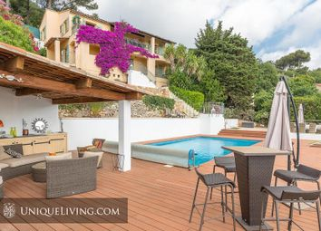 Thumbnail 4 bed villa for sale in Vallauris, Cannes, French Riviera