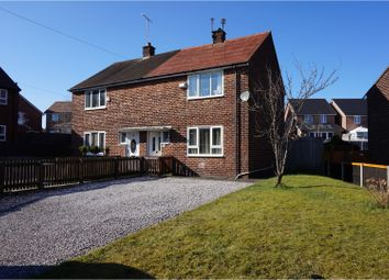 Thumbnail 2 bed semi-detached house for sale in Unity Crescent, Heywood