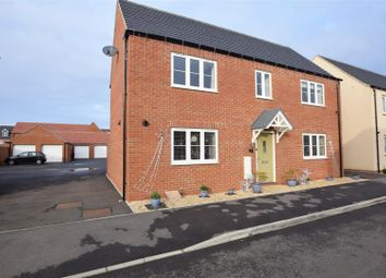 Thumbnail 4 bed detached house for sale in Swift Drive, Bodicote, Banbury