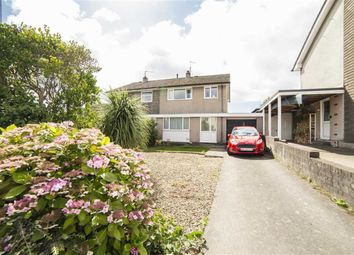 Thumbnail 3 bed semi-detached house for sale in St Kingsmark Avenue, Chepstow, Monmouthshire