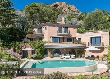 Thumbnail 6 bed villa for sale in Theoule Sur Mer, Cannes, French Riviera