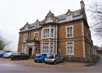 Thumbnail 1 bed flat for sale in Hall Drive, Burton Lazars