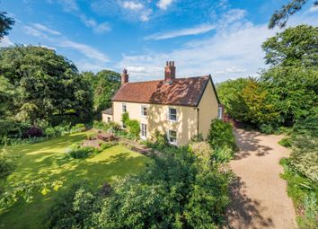 Thumbnail 6 bed detached house for sale in Stanton, Bury St Edmunds, Suffolk