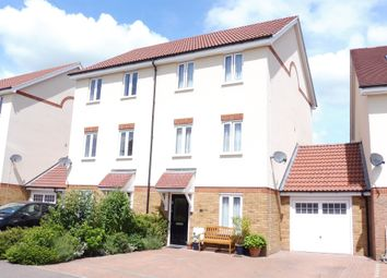 Thumbnail 4 bed town house for sale in Academia Avenue, Broxbourne