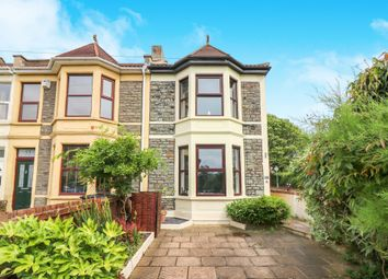 Thumbnail 3 bed end terrace house for sale in Chester Park Road, Fishponds, Bristol