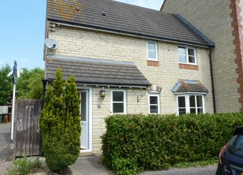 Thumbnail 3 bed semi-detached house to rent in Sanderling Close, Bicester