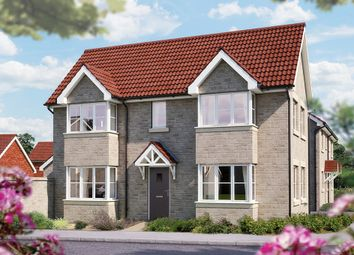 "Thumbnail 3 bed semi-detached house for sale in ""The Sheringham"" at Cleveland Drive, Brockworth, Gloucester"