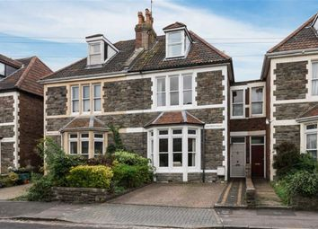 Thumbnail 5 bed semi-detached house for sale in Cricklade Road, Bishopston, Bristol