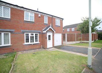 Thumbnail 3 bedroom semi-detached house for sale in Andreas Drive, Muxton, Telford
