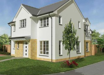 """Thumbnail 4 bedroom detached house for sale in """"The Lauder"""" at Kilsyth, Glasgow"""