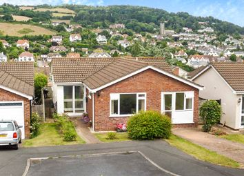 Thumbnail 3 bed detached bungalow for sale in Richmond Close, Minehead