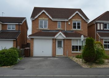 Thumbnail 4 bed detached house to rent in Weavers Chase, Alverthorpe, Wakefield