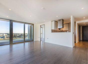 Thumbnail 3 bed flat to rent in Pilot Walk, North Greenwich