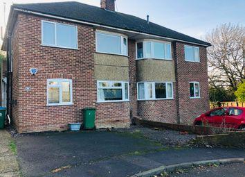 Thumbnail 2 bed flat to rent in Ashburnham Close, Southampton