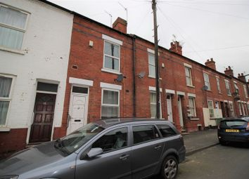 Thumbnail 3 bed terraced house to rent in Lyndhurst Road, Sneinton, Nottingham