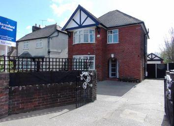 Thumbnail 3 bed detached house for sale in Welsh Road, Garden City, Deeside, Flintshire