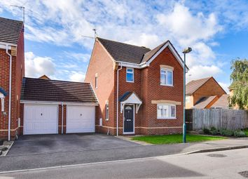 Cagney Drive, Swindon SN25. 3 bed detached house for sale