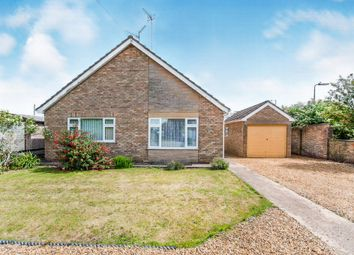 Thumbnail 2 bed detached bungalow for sale in Low Road, Elm, Wisbech