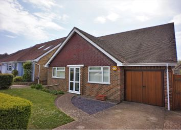 Thumbnail 2 bed detached bungalow for sale in Alfriston Park, Seaford