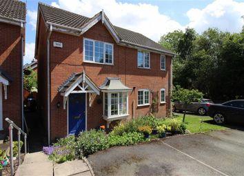 Thumbnail 2 bed semi-detached house for sale in Corner Farm, Off Luke Lane, Brailsford, Ashbourne