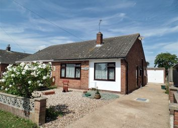 Thumbnail 2 bed semi-detached bungalow for sale in Feverills Road, Little Clacton, Clacton-On-Sea