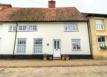 Thumbnail 4 bed terraced house for sale in Blair House, Market Place, New Buckenham, Norwich, Norfolk
