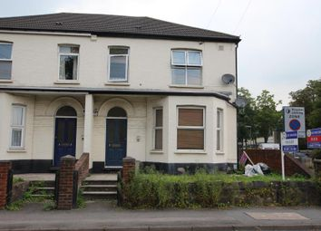 Thumbnail 2 bed maisonette to rent in Goldsworth Road, Woking