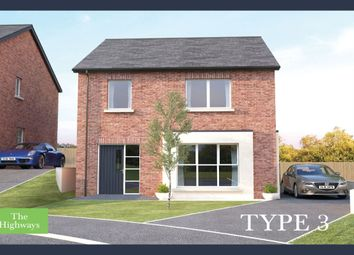 Thumbnail 4 bed detached house for sale in The Highways, Ballyhampton Road, Larne