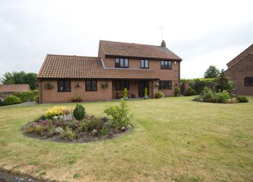 Thumbnail 4 bed detached house for sale in Glebe Close, North Wheatley, Retford