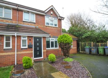 Thumbnail 4 bed semi-detached house for sale in Leyfield Close, Blackpool