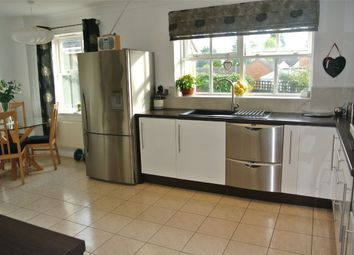 Thumbnail 4 bed detached house for sale in Brambling Walk, Rippingale, Bourne, Lincolnshire