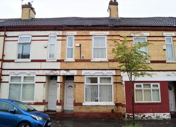 Thumbnail 3 bed terraced house for sale in 87 Longden Road, Longsight, Manchester