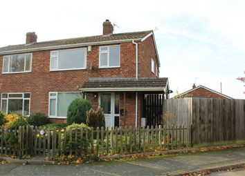 Thumbnail 3 bed end terrace house for sale in Western Drive, Claybrooke Parva, Lutterworth