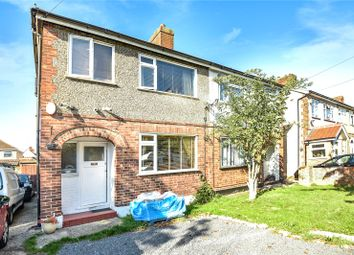Thumbnail 3 bed semi-detached house for sale in Parkfield Road, Northolt, Middlesex