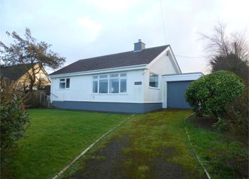 Thumbnail 2 bed detached bungalow for sale in Gorse Bank, Felinwynt, Cardigan, Ceredigion