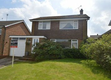 3 bed detached house for sale in Springfield Close, Crowborough TN6