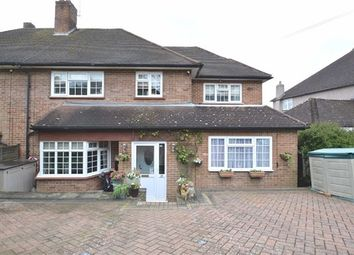 Thumbnail 5 bed semi-detached house for sale in Winifred Road, Coulsdon