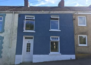 3 bed terraced house for sale in Blue Anchor Road, Penclawdd, Swansea, City And County Of Swansea. SA4