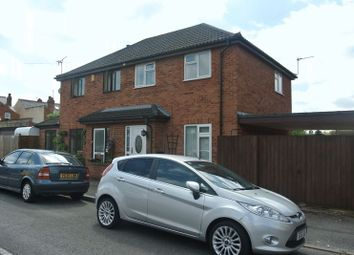 Thumbnail 2 bed semi-detached house for sale in Robinson Road, Linden, Gloucester