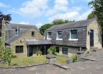 Thumbnail 5 bedroom detached house for sale in Bourn View Road, Huddersfield, West Yorkshire