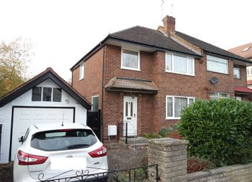 Thumbnail 3 bed semi-detached house to rent in Normandy Avenue, Barnet