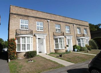 3 bed end terrace house for sale in Chantry Close, Highcliffe, Christchurch, Dorset BH23