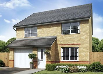 "Thumbnail 4 bedroom detached house for sale in ""Kennford"" at Green Lane, Yarm"