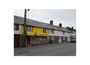 Thumbnail Commercial property for sale in Gilletts Chippy, Kilkhampton