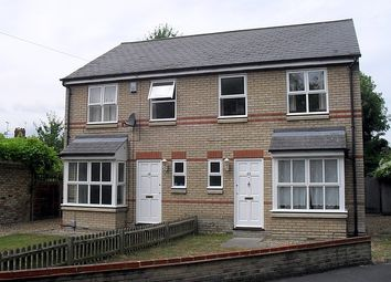 Thumbnail 4 bed semi-detached house to rent in Burnside, Cambridge