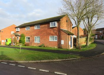 Thumbnail 3 bedroom end terrace house for sale in Catmere Herne, Mulbarton, Norwich